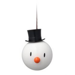 HOPTIMIST SNOWMAN...
