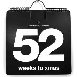 Calendário 52 semanas para...