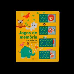 JOGOS DE MEMÓRIA: ANIMAIS