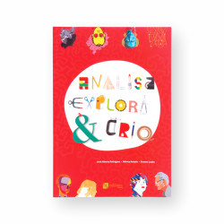 Livro Analisa, Explora e Cria