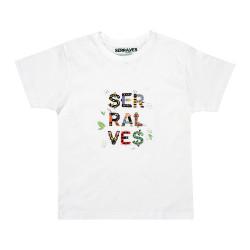 T-shirt Kids ABC do Parque