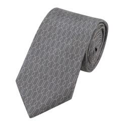 Tie Serralves Gates Grey