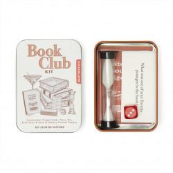 Book Club Kit Game, Kikkerland