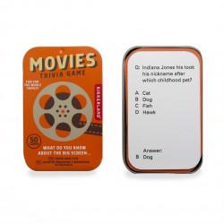 Movies Trivia Game, Kikkerland