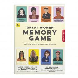 Great Women Memory Game,...