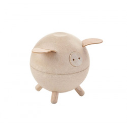 Mealheiro Piggy Bank Branco