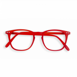 READING GLASSES E RED