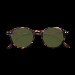 Óculos de Sol D Green Tortoise