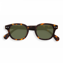 Sunglasses C Green Turtle