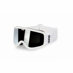 Junior Snow Sunglasses White