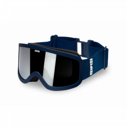 Snow Sunglasses Navy Blue L