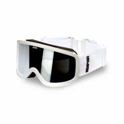 Snow Sunglasses White L
